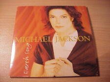 CD Single - MICHAEL JACKSON - Earth Song - 1995 (2 track - Megaremix)