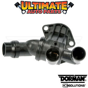 Thermostat and Housing (2.0L Turbo - AXX BPY BWA) for 05-08 Audi A3