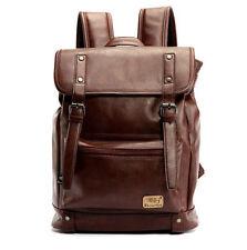 Unbranded Men's Leather Backpacks