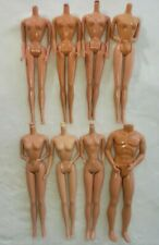 Vintage Barbie Ken 1980s Replacement Malaysia Bodies Dolls Lot