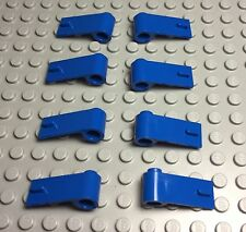 Lego New Truck,car Vehicle Blue Doors Parts X4 Sets (left And Right 8 Pc. Total)