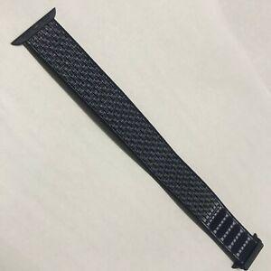Original Apple Watch Series 7 6 NIKE Sport loop Band 42mm 44mm 45MM Purple Pulse
