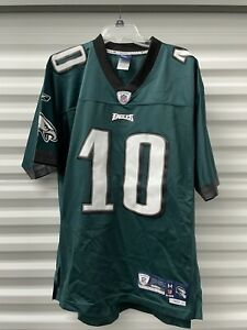 Philadelphia Eagles, DeSean Jackson, #10, On Field NFL Jersey, Sewn Medium