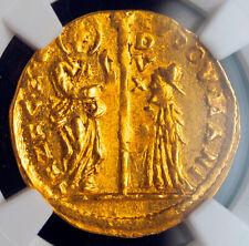 1789, Venice, Ludovico Manin. Gold Zecchino Ducat Coin. (3.5gm!) NGC MS-63!