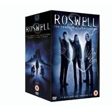 Roswell The WB Series - Complete Seasons 1, 2 ,3 DVD Exclusive Special