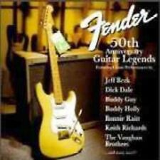 Fender 50th Anniversary Guitar Legends by Various Artists (12)