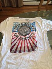 Whitesnake - The Purple Tour Usa Concert Shirt Xxl