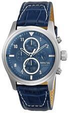 Invicta 22977 Aviator Men's 44mm Stainless Steel Purple Blue Dial Watch