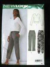 NEW SIMPLICITY SEWING PATTERN R10284 / N6644 MISSES TOPS & PANTS Sz. 8-20 UNCUT