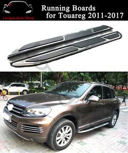 Fits for VW Volkswagen Touareg 2011-2020 Side Step Running Board Nerf Bar