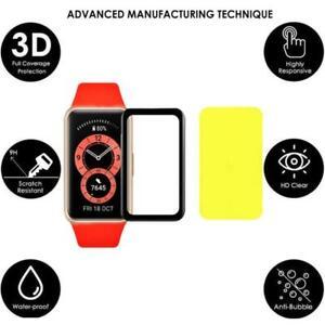 2Pcs Screen Protector For -Huawei band 6 Film Strap Huawei Smart Watch Full