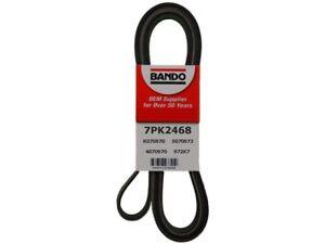 Fits 2004-2015 Nissan Titan Multi Rib Belt Bando 44292YX 2006 2009 2005 2007 200