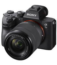 New Sony Alpha a7 III Digital Camera with 28-70mm Zoom Lens Kit