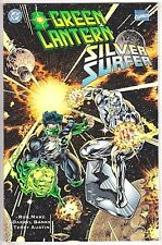 GREEN LANTERN & SILVER SURFER: UNHOLY ALLIANCES NM 1995 THANOS MARVEL/DC COMICS