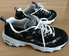 Skechers D Lites Memory Foam Air Cooled Trainers Walking Running 6 UK 39 EU