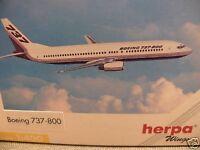 1/400 Herpa Wings Boeing 737-800 560177