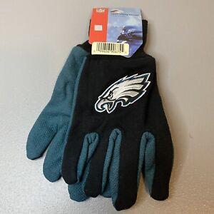WindCraft NFL Philadelphia Eagles Adult Sport Utility Gloves One Size Fits Most