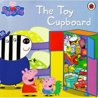 Peppa Pig Story Book - THE TOY CUPBOARD - NEW