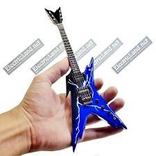 Mini Guitar scale 1:4 PANTERA Dimebag Darrell Lightning miniature collectible