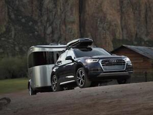 2018+ Audi Q5/SQ5 GEN II Trailer Hitch NEW OEM 80A092115B WITH BALL MOUNT