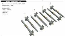 Eduard Brassin 632154 1/32 HVAR rockets (8 pcs.)