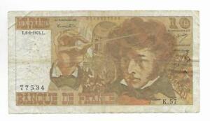 France 10 Francs 1974