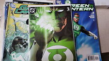 from JLA comic lot Green Lantern 2005 1-57 (out of 67) Vf+-NM