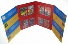 TELECOM ITALIA folder 8 carte telefoniche MARVEL nuove Spider Man Silver Surfer