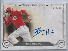 2014 Topps Museum Collection Archival Autographs #AA-BHAM Billy Hamilton Auto