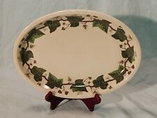 """Wedgwood Napoleon Ivy, 13"""" Serving Platter, Oven to Table"""
