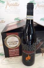 6 bottiglie AMARONE della VALPOLICELLA Riserva 2011 Rocca Sveva 0,75l. 15% vol.