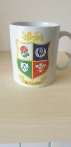 Lions Rugby Mug
