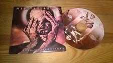 CD Metal Misteltein - Divine, Desecrate Complete (9 Song) Promo NO FASHION cb