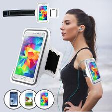 Étuis, housses et coques brassards blancs pour téléphone mobile et assistant personnel (PDA) Samsung
