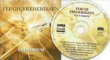 Equilibrium by FERGIE FREDERIKSEN (CD - MTM MUSIC 1999) OOP AOR Jewel