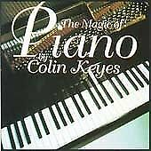 Magic of the Piano, Keyes Colin, Very Good Import