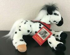 """Toys R Us 2003 Wells Fargo Legendary Horses, 13"""" Billy Plush (with Tags)"""