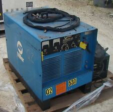 400 Amp Miller Dimension Dc Welding Power source Only Stk.#902970, S/N: Jh171993