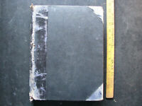 1905 RAILROAD GAZETTE TRADE JOURNAL Shop/Engineering July-Dec Bound Volume