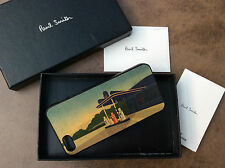 PAUL SMITH RETRO GRAPHIC GARAGE PRINT IPHONE 5/5S/SE HARD FITTED CASE RETAIL £58