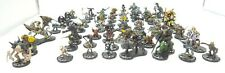 MAGE KNIGHT FIGURES MIXED LOT 68 PIECES