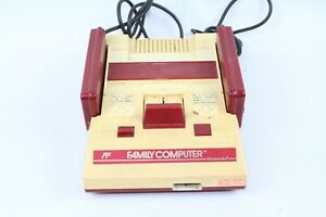 Nintendo Famicom (NES) HVC-001 Console Only Tested Work   JAPAN