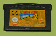 Donkey Kong Country 2 - GAMEBOY ADVANCE GAME BOY COMPATIBILE NINTENDO DS DIDDY