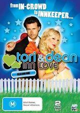 Tori & Dean - Inn Love (DVD, 2009, 2-Disc Set) *NEW & SEALED*