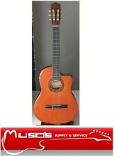 Ashton CG44CEQ Acoustic/Electric Classical Guitar Amber $249