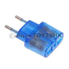 (2 PCS) EU Standard Plug Adapter Change US, Swiss, Italy Plug AC100~250V 10A