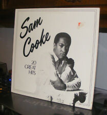 Sam Cooke ‎– 20 Great Hits - Vinyl - LP - Schallplatte