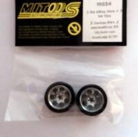 Llantas R4 + 2 neumaticos S4 20,5 x 11 Mitoos