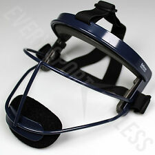 NEW RIP-IT Adult Softball Defense Fielders Mask - Navy