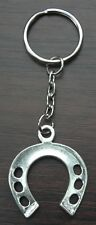 Lucky Horse shoe Key Ring Horseshoe Keyring Large Good Luck Wedding Farrier
